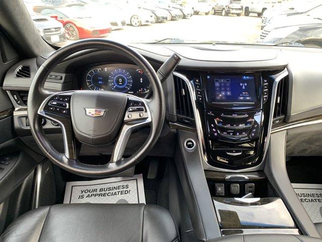 2016 Cadillac Escalade Platinum 4D Sport Utility V8 6.2L 4x4