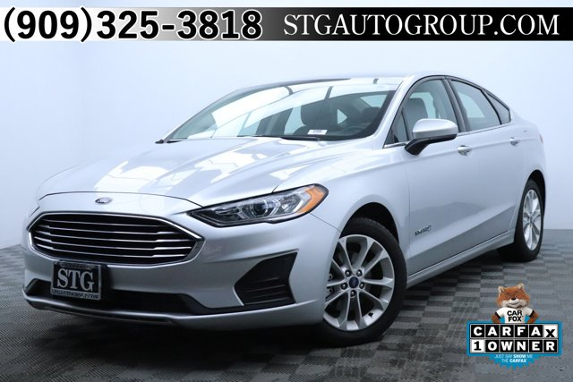 Used 2019 Ford Fusion Hybrid in Ontario, Montclair & Garden Grove, CA