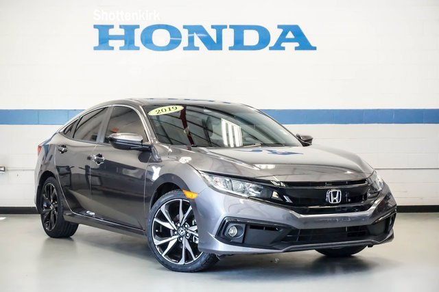 Used 2019 Honda Civic Sedan in , TX