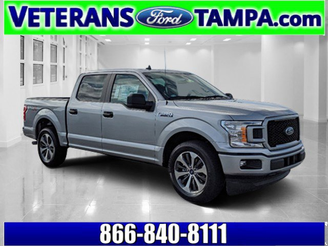 2020 Ford F-150 XL Crew Cab Pickup