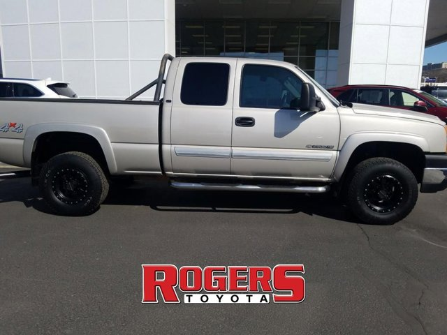 Used 2007 Chevrolet Silverado 2500HD Classic in Lewiston, ID