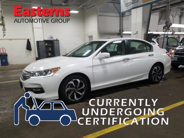 2016 Honda Accord EX-L Honda Sensing 4dr Car