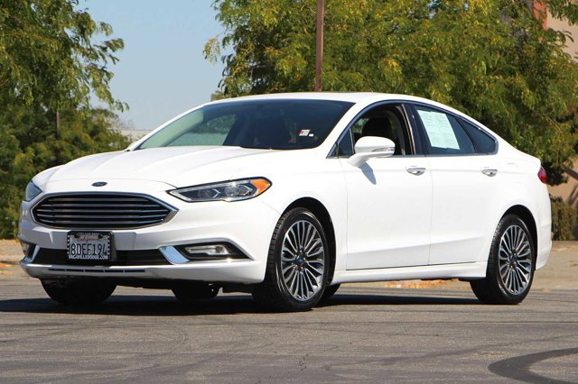 2018 Ford Fusion  8