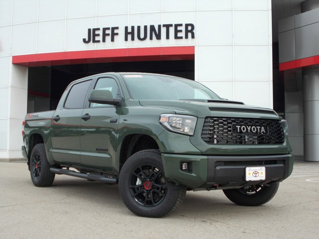 New 2020 Toyota Tundra in Waco, TX