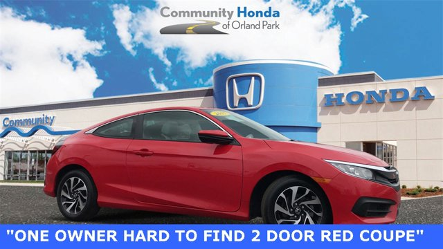 Used 2017 Honda Civic Coupe in Orland Park, IL