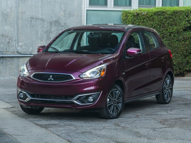 2019 Mitsubishi Mirage ES  Regular Unleaded I-3 1.2 L/73 [0]