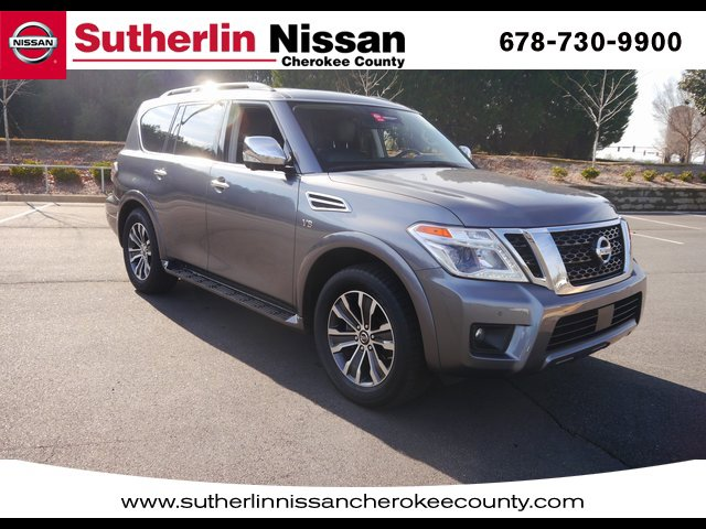 Used 2019 Nissan Armada in Buford, GA