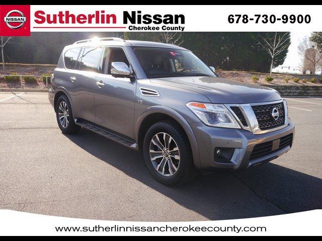 Used 2019 Nissan Armada in Holly Springs, GA