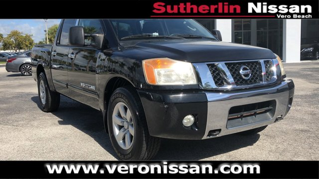 Used 2010 Nissan Titan in Vero Beach, FL