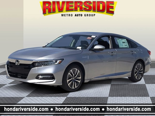 2020 Honda Accord Hybrid Touring Touring Sedan Gas/Electric I-4 2.0 L/122 [6]
