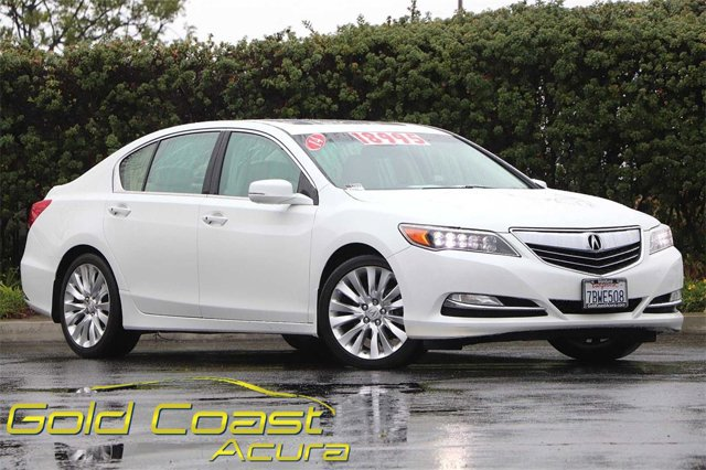 Used 2014 Acura RLX in , CA