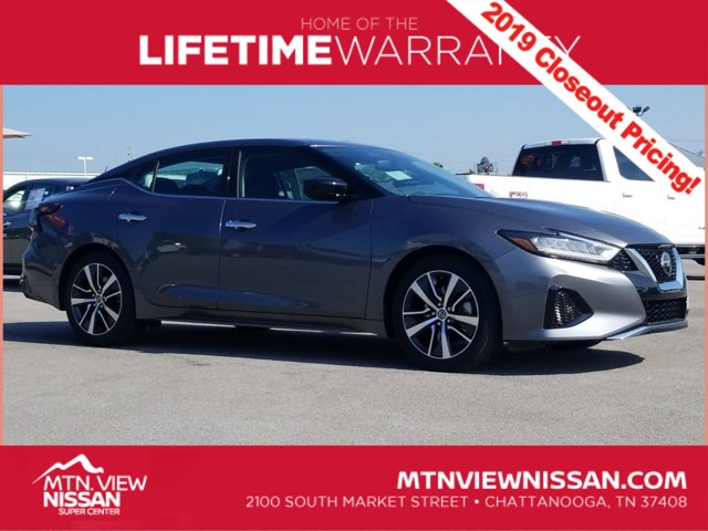 New 2019 Nissan Maxima in Chattanooga, TN