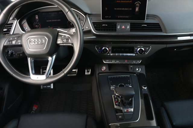 Used 2018 Audi SQ5 3.0 TFSI Premium Plus