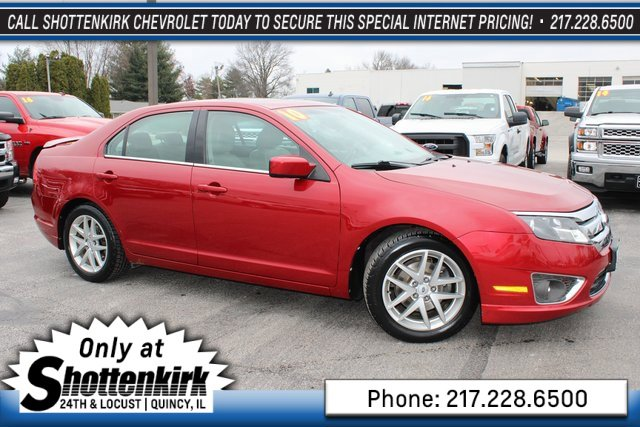 Used 2010 Ford Fusion in Quincy, IL
