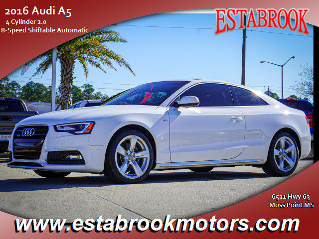 Used 2016 Audi A5 in , MS