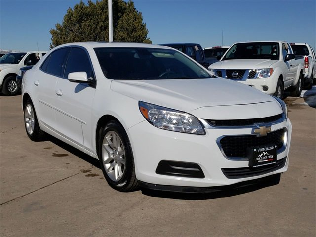 Used 2015 Chevrolet Malibu in Fort Collins, CO