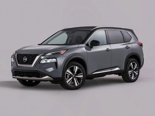 2021 Nissan Rogue S FWD S Regular Unleaded I-4 2.5 L/152 [4]