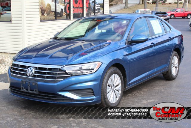 Used 2019 Volkswagen Jetta in Warsaw, IN