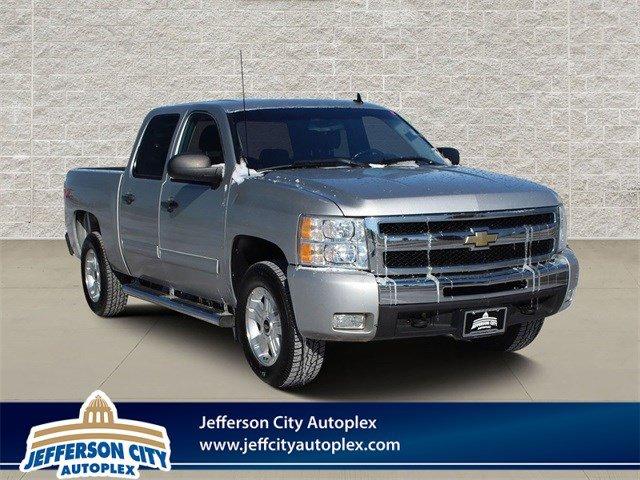 Used 2011 Chevrolet Silverado 1500 in Jefferson City, MO