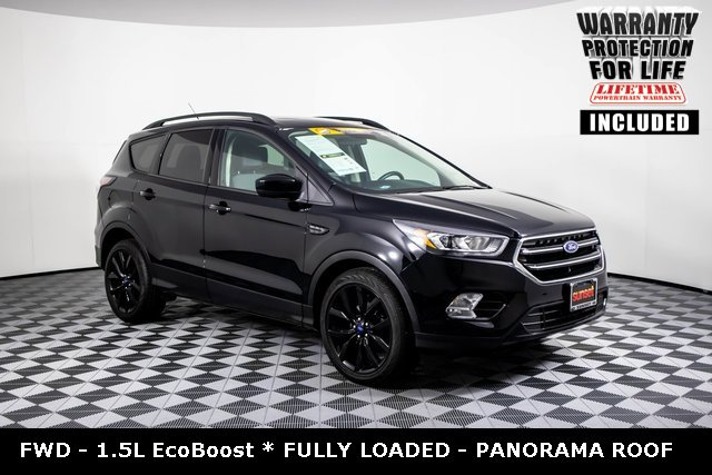 Used 2017 Ford Escape in Sumner, WA