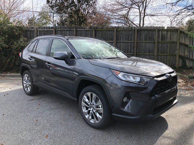 New 2020 Toyota RAV4 in High Point, NC