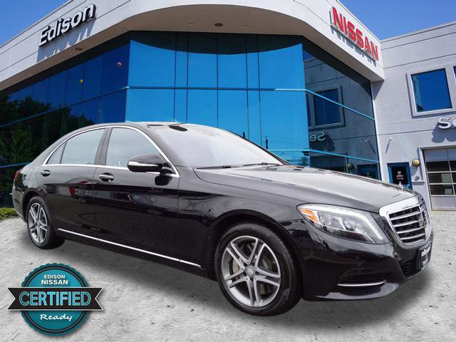 Used 2016 Mercedes-Benz S-Class in Little Falls, NJ