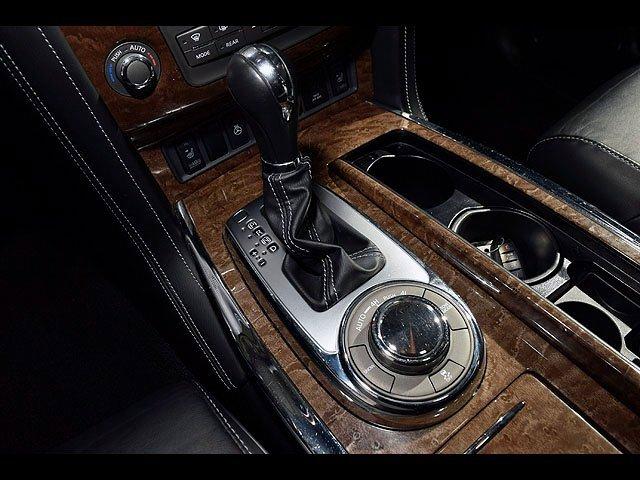 2015 INFINITI QX80 Driver Assist 8 Passenger AWD Navigation 27