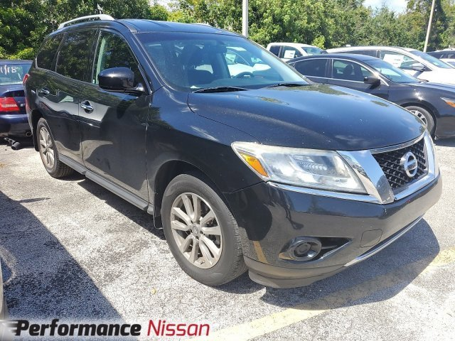 Used 2014 Nissan Pathfinder in Pompano Beach, FL