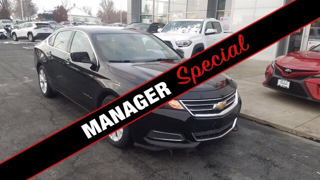 Used 2015 Chevrolet Impala in Greeley, CO