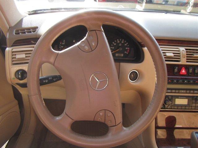 Used 2002 Mercedes-Benz E-Class E 320