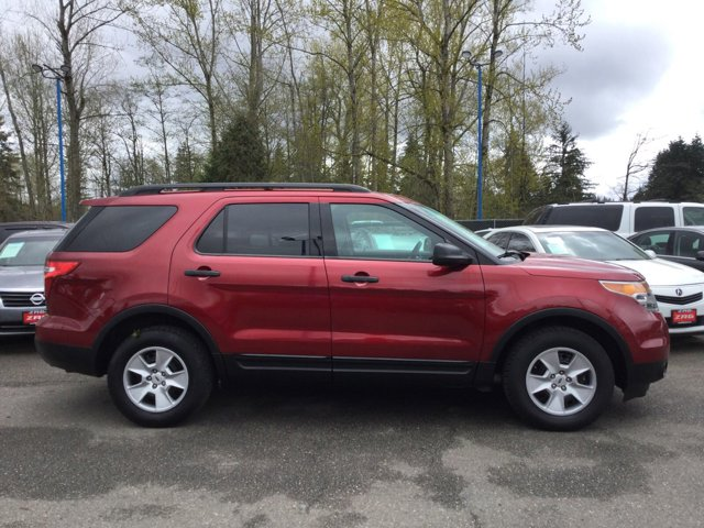 Used 2013 Ford Explorer 4WD 4dr Base