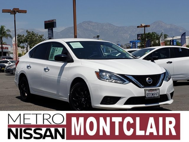 2018 Nissan Sentra S S CVT Regular Unleaded I-4 1.8 L/110 [4]