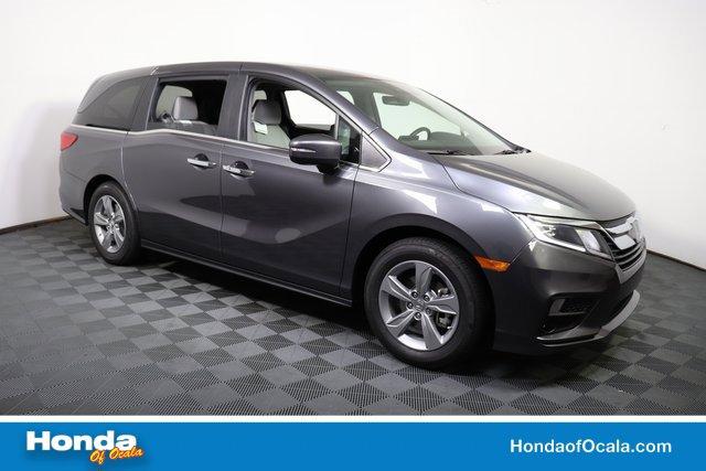 New 2020 Honda Odyssey in Ocala, FL