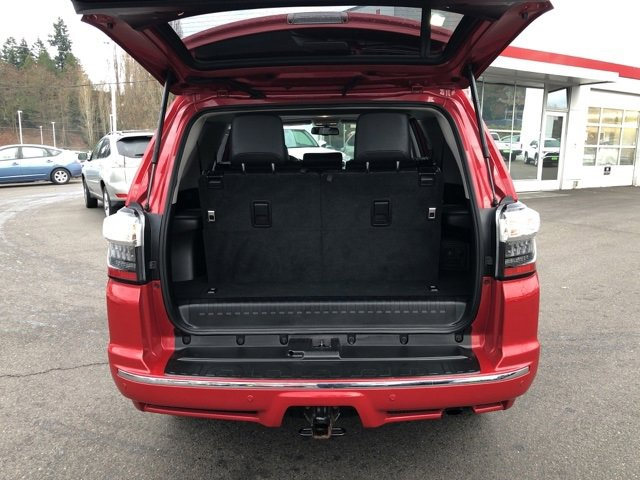 2015 Toyota 4Runner 4WD 4dr V6 Limited