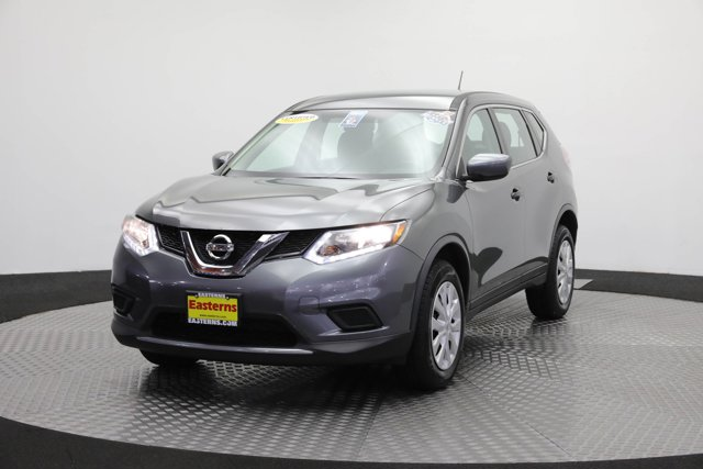 2016 Nissan Rogue S Sport Utility