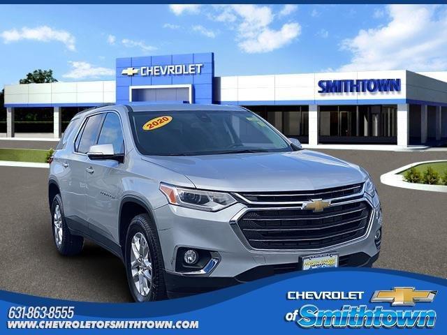 2020 Chevrolet Traverse LT Cloth AWD 4dr LT Cloth w/1LT Gas V6 3.6L/217 [12]