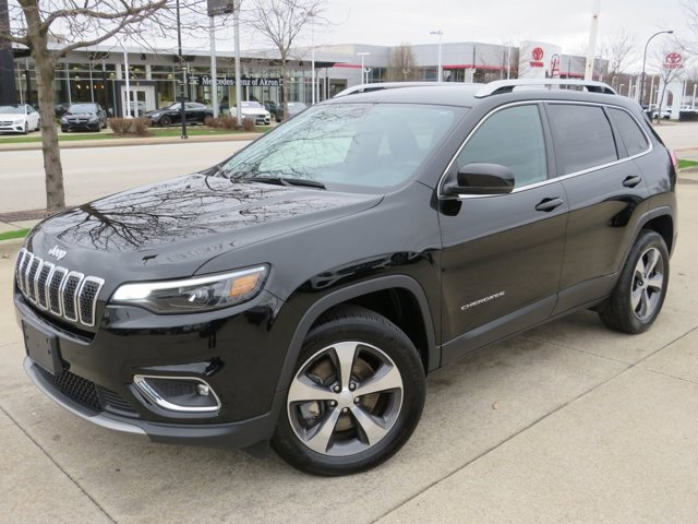 Used 2019 Jeep Cherokee in Akron, OH