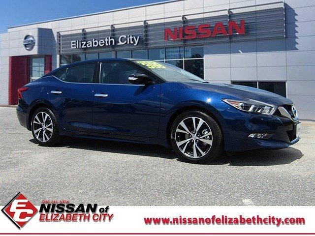 New 2017 Nissan Maxima in  Elizabeth City, NC
