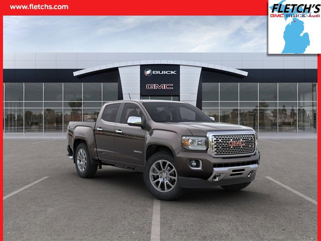 New 2020 GMC Canyon in Petoskey, MI
