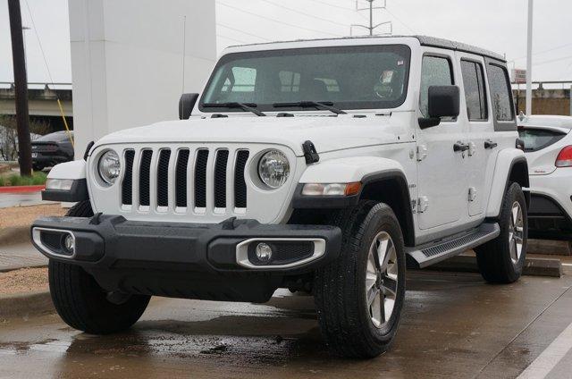 Used 2019 Jeep Wrangler in Dallas, TX