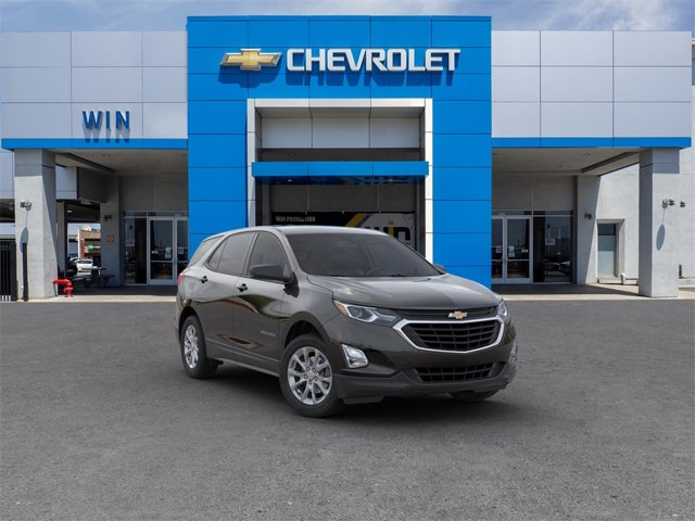 2020 Chevrolet Equinox LS FWD 4dr LS w/1LS Turbocharged Gas I4 1.5L/92 [14]