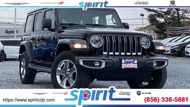 Used 2018 Jeep Wrangler Unlimited in Swedesboro, NJ