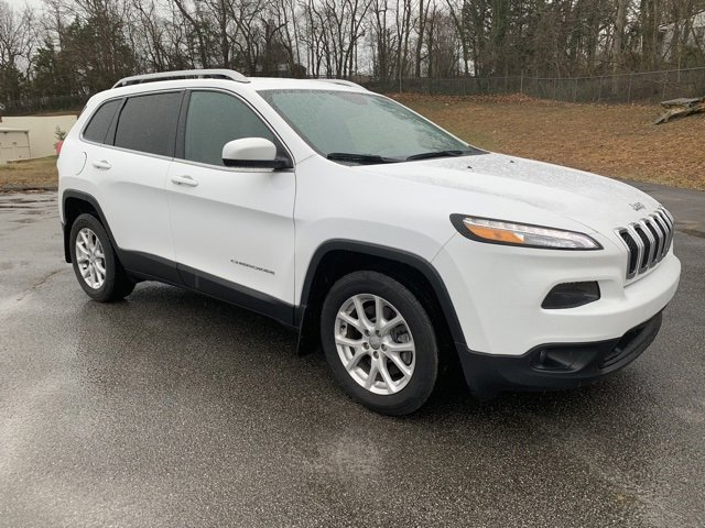 Used 2018 Jeep Cherokee in , AL