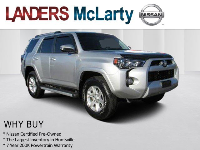 Used 2019 Toyota 4Runner in Huntsville, AL