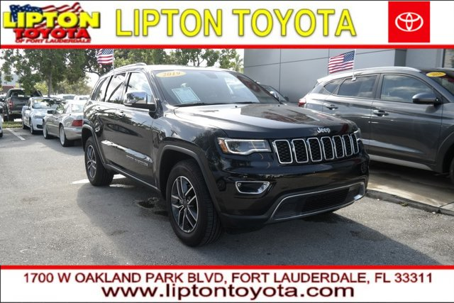 Used 2019 Jeep Grand Cherokee in Ft. Lauderdale, FL