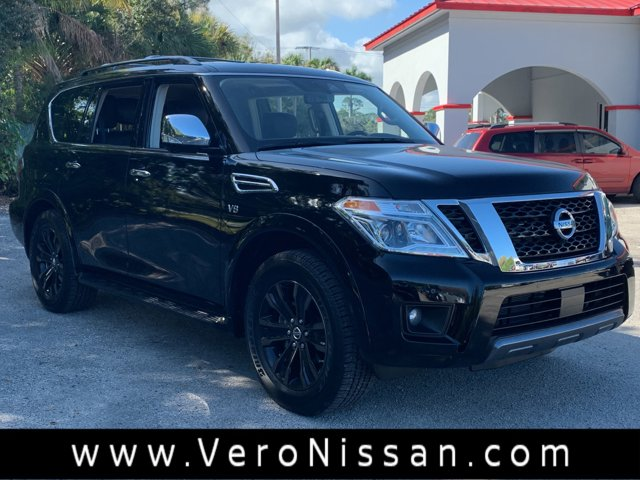 New 2019 Nissan Armada in Vero Beach, FL