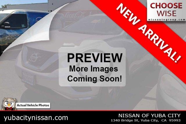 2017 Nissan Murano S 2017.5 FWD S Regular Unleaded V-6 3.5 L/213 [0]