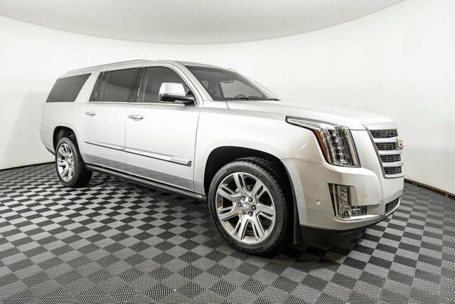 2017 Cadillac Escalade ESV Premium