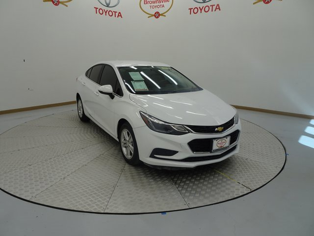 Used 2017 Chevrolet Cruze in Brownsville, TX
