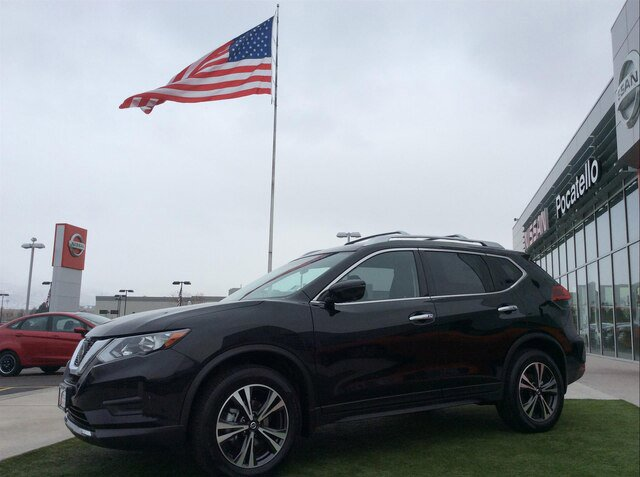 New 2020 Nissan Rogue in Pocatello, ID